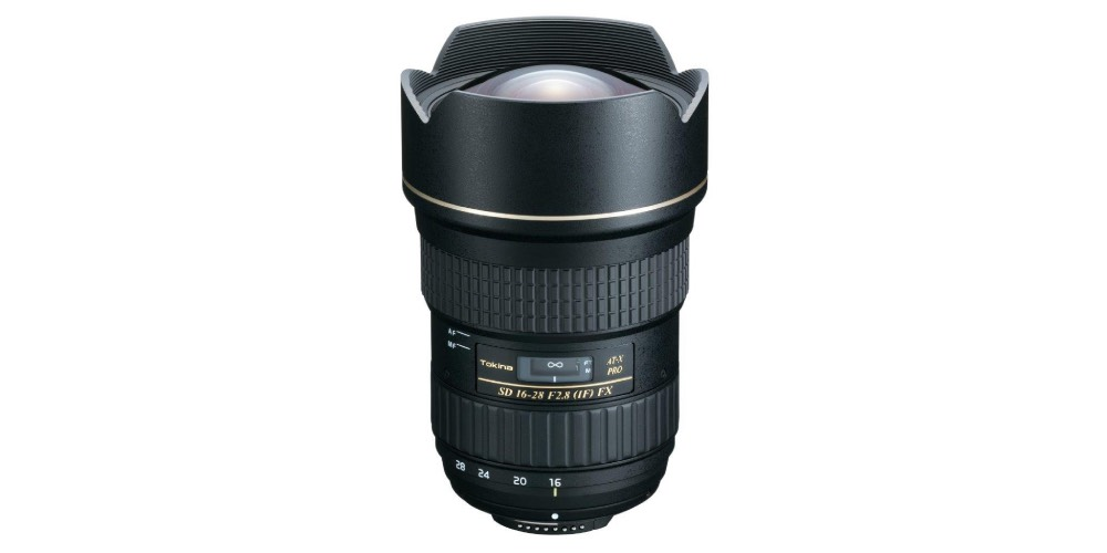 Tokina AT-X 16-28mm f/2.8 PRO FX Image