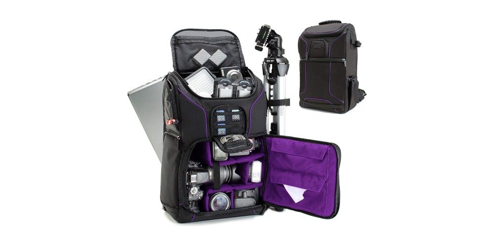 USA GEAR SLR Camera Backpack Case Image