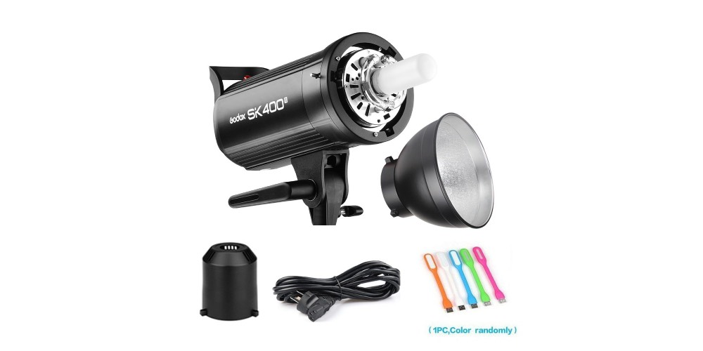 Godox SK400II 400Ws Photo Studio Strobe Flash Monolight  Image