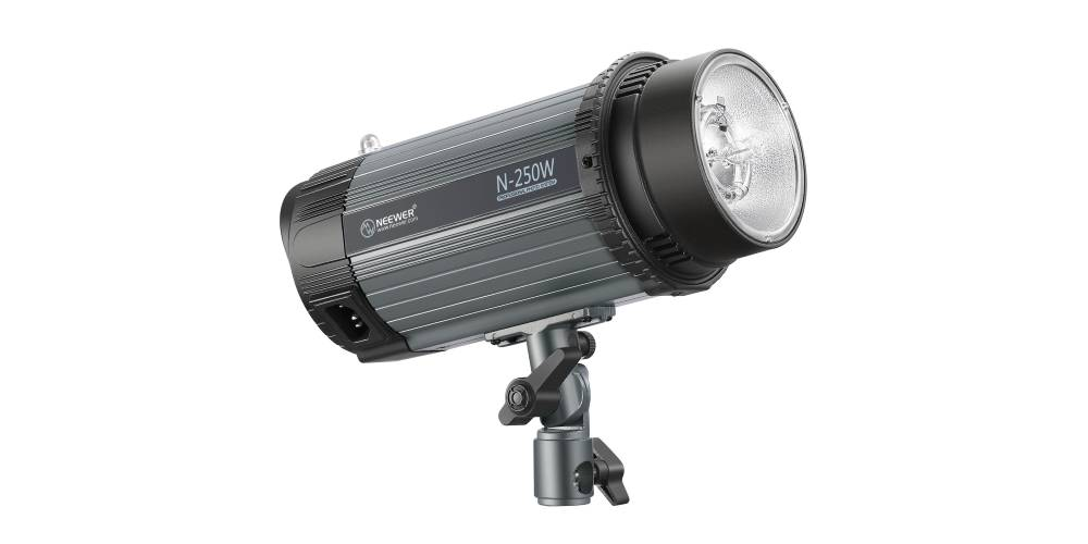 Neweer 250W 5600K Photo Studio Strobe Flash Light Image