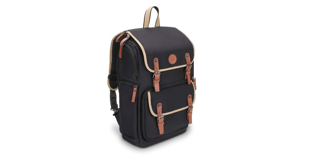 Gogroove Full-Size DSLR Photography Backpack Case Image