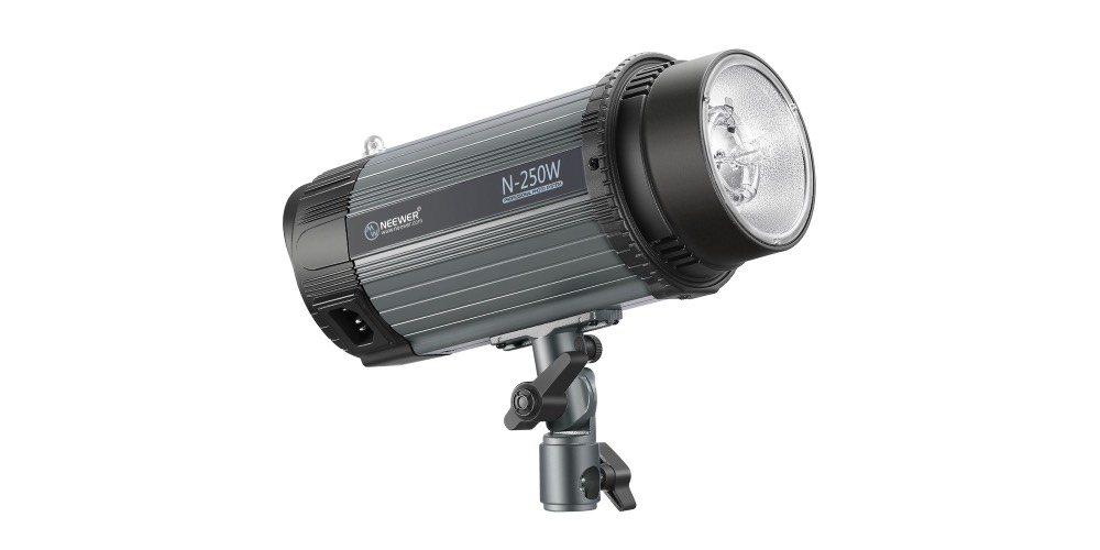 Neewer 250W 5600K Photo Studio Strobe Flash Light Image