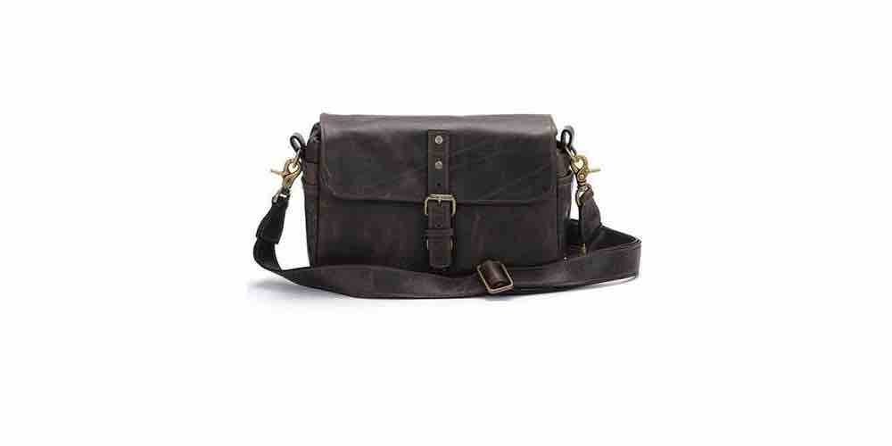ONA Bowery Leather Camera Bags Insert  Image