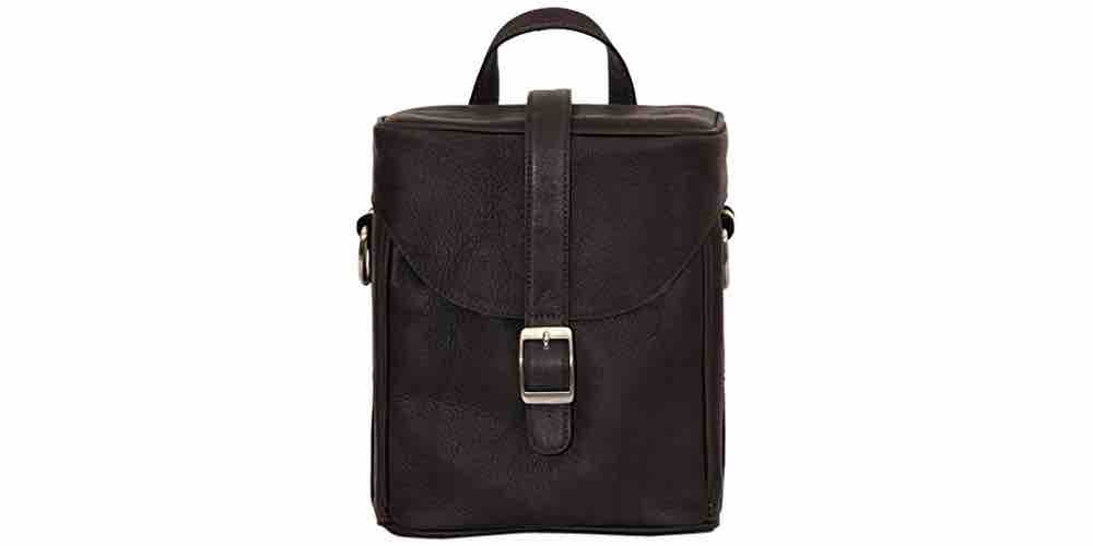 Jack by Jill-e Designs, Hudson All Leather Camera Bag  Image