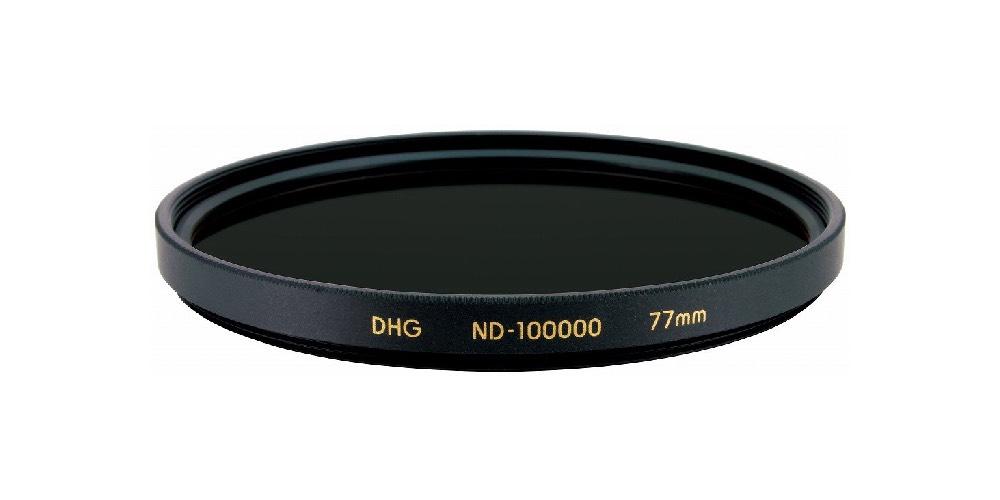 Marumi 77mm ND 100000 Filter DHG Neutral Density Digital 100K Image