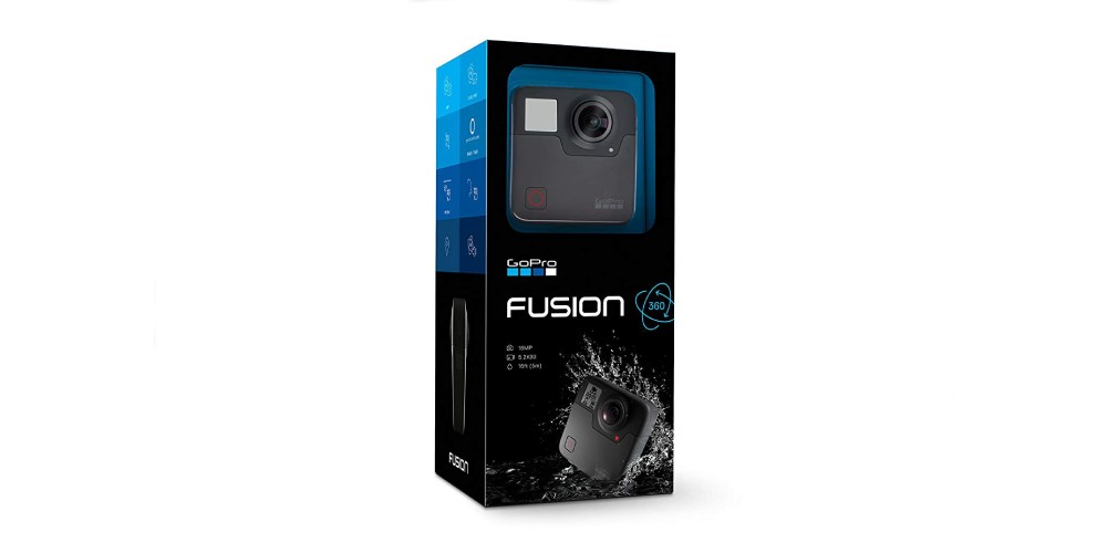 GoPro Fusion 360 Waterproof Digital VR Camera Image