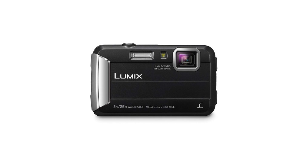 Panasonic Lumix Waterproof Digital Camera Image