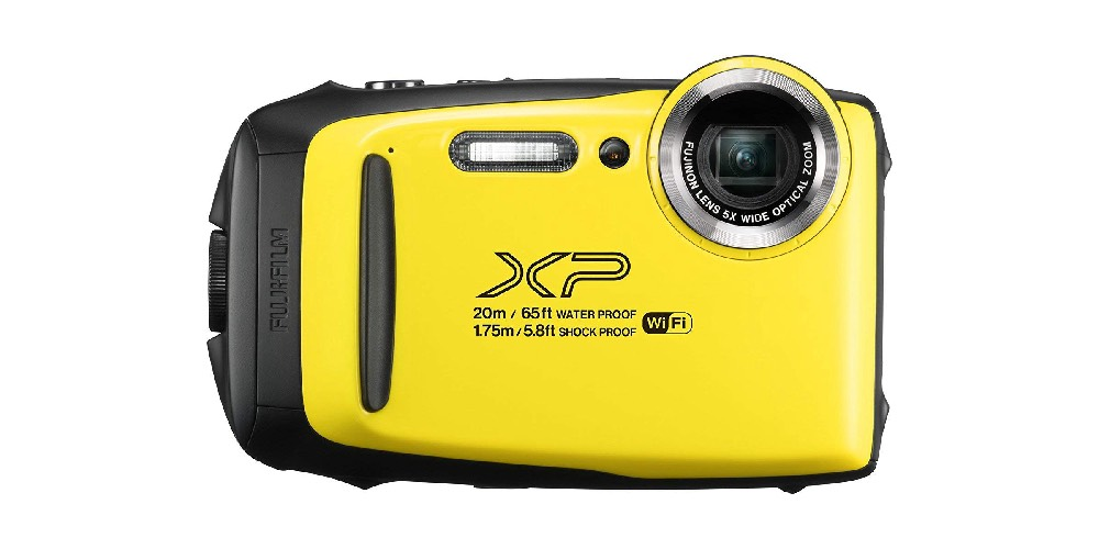FujiFilm FinePix XP130 Waterproof Digital Camera Image