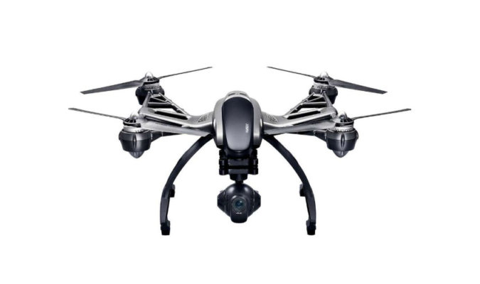 Yuneec Typhoon Q500: A High-Quality Shooter Aimed at Amateur Pilots 14