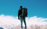 Travel Backpacks photographers- mountain- view