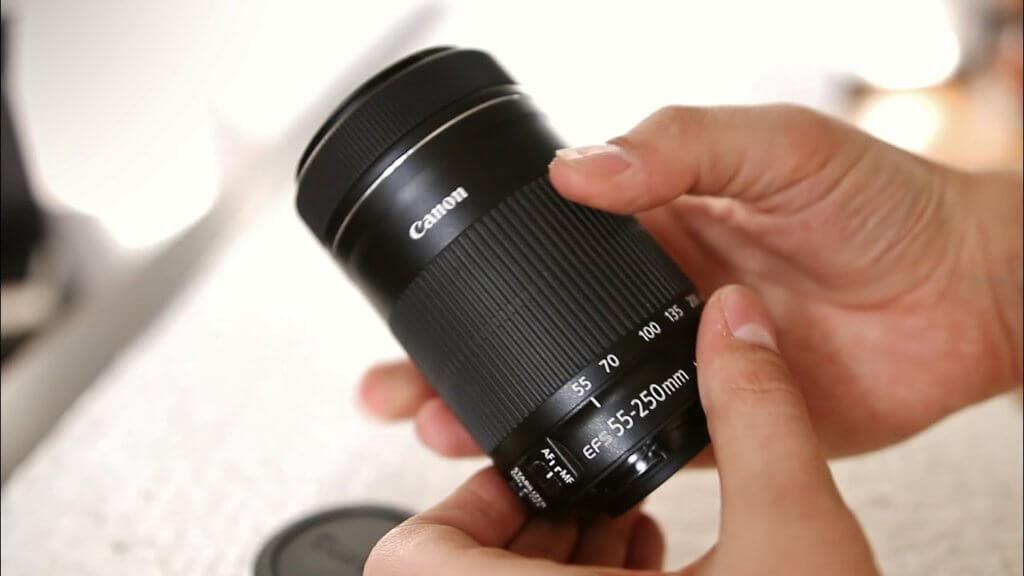 Canon EF-S 55-250mm f/4-5.6 IS II Image