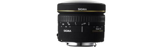 Sigma 8mm f4 Image
