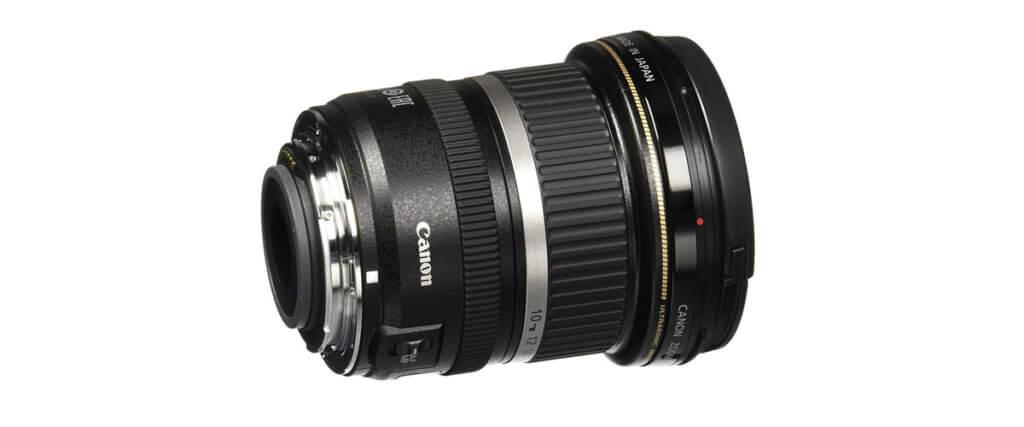 Canon EF-S 10-22mm f/3.5-4.5 USM image