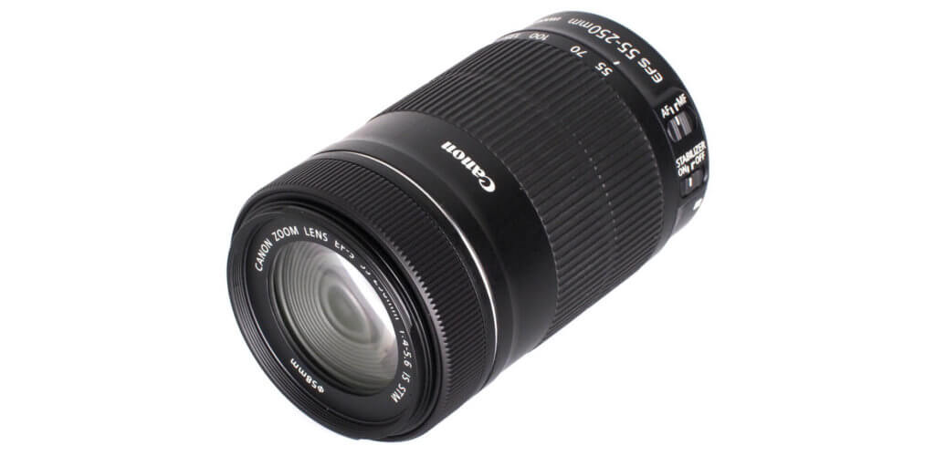 Canon EF-S 55-250mm f:4-5.6 IS II Image