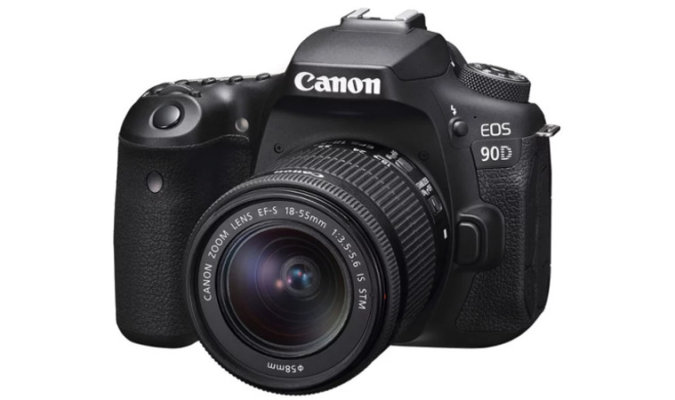 Canon EOS 90D Is a 32MP Crop DSLR with 4K Video 2