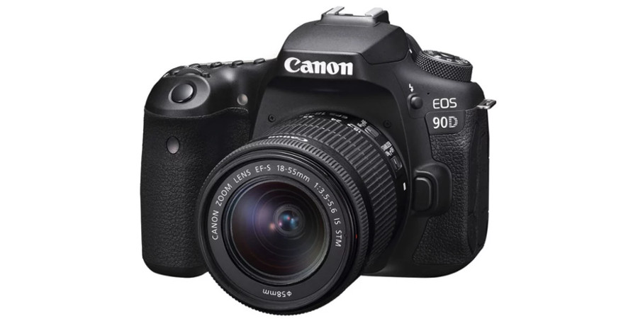Canon EOS 90D Is a 32MP Crop DSLR with 4K Video 1