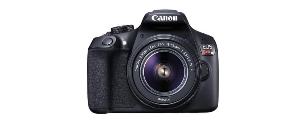 Canon EOS Rebel T6 Image-3