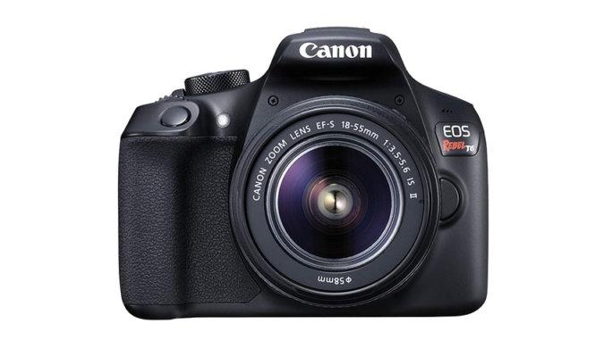 Canon EOS Rebel T6 image