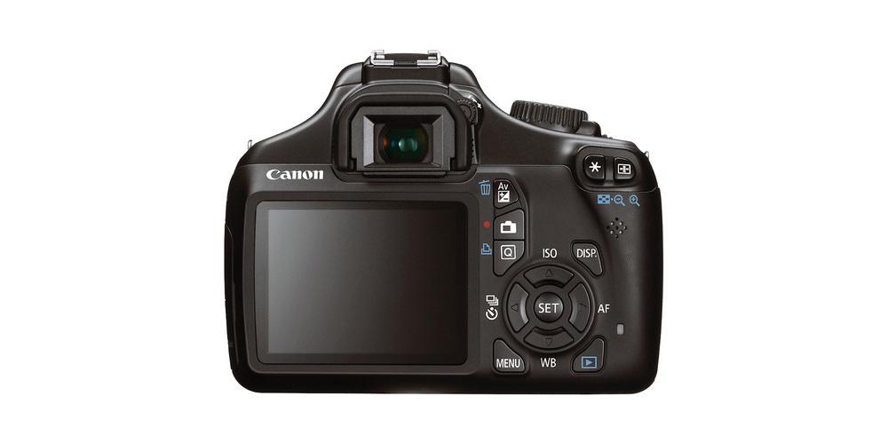Canon Eos Rebel T3 image