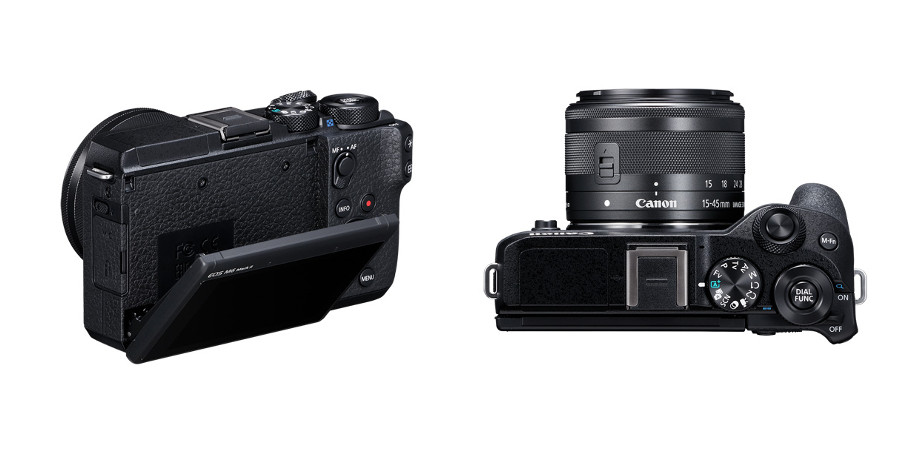 Canon EOS M6 Mark II Image