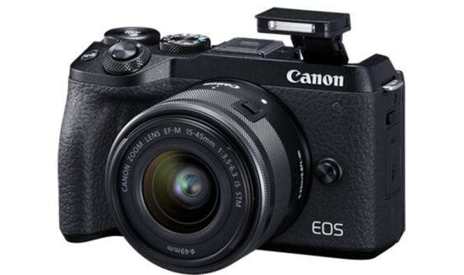 Canon EOS M6 Mark II is designed for enthusiast-level photographers as it brings the functionality and controls of an EOS DSLR into a mirrorless camera body.