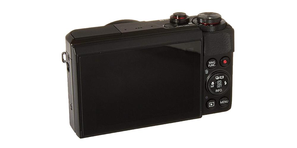 Canon PowerShot G7 X Mark II Image 2