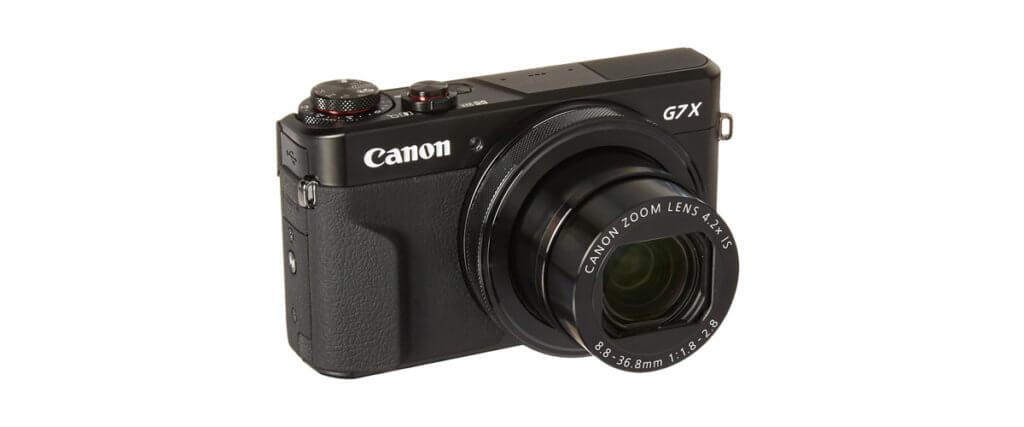 Canon PowerShot G7 X Mark II Image 3