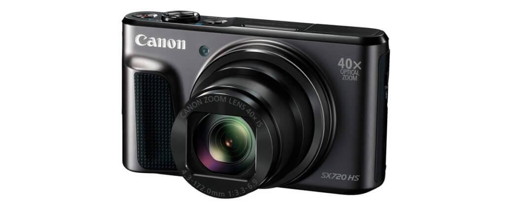 Canon PowerShot SX720 HS Image 3
