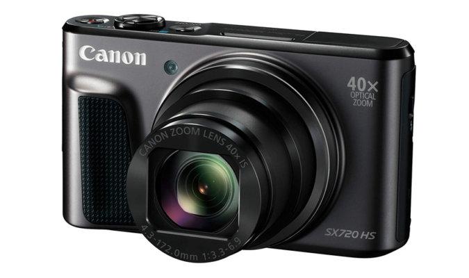 Canon PowerShot SX720 HS image