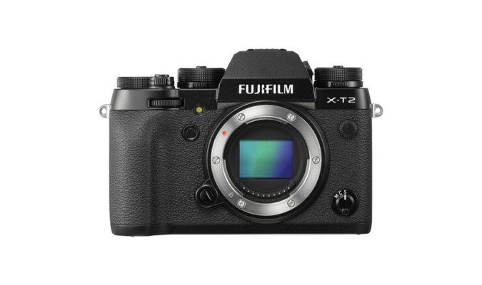 Fujifilm X-T2 image