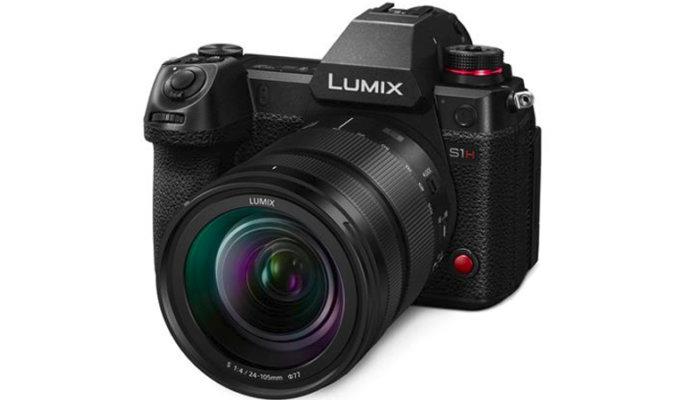 Lumix S1H Image
