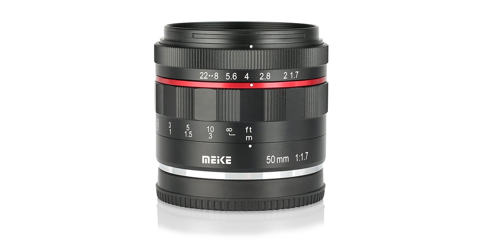 Meike MK FE 50mm f/1.7 image