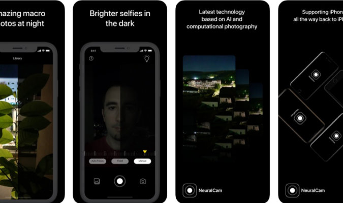 Halcyon Mobile has just launched NeuralCam Night Photo — which is a mobile phone app that brings night photo capabilities to iPhones.