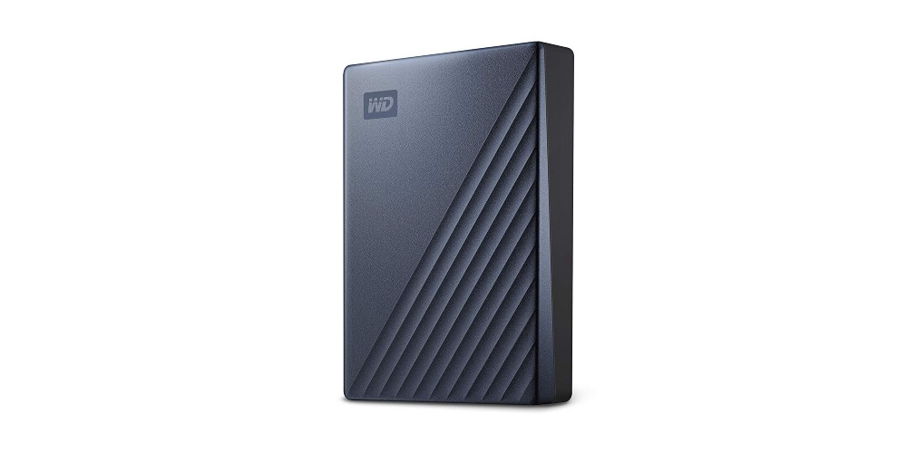 Western Digital My Passport Ultra 4TB External Hard Drive Image