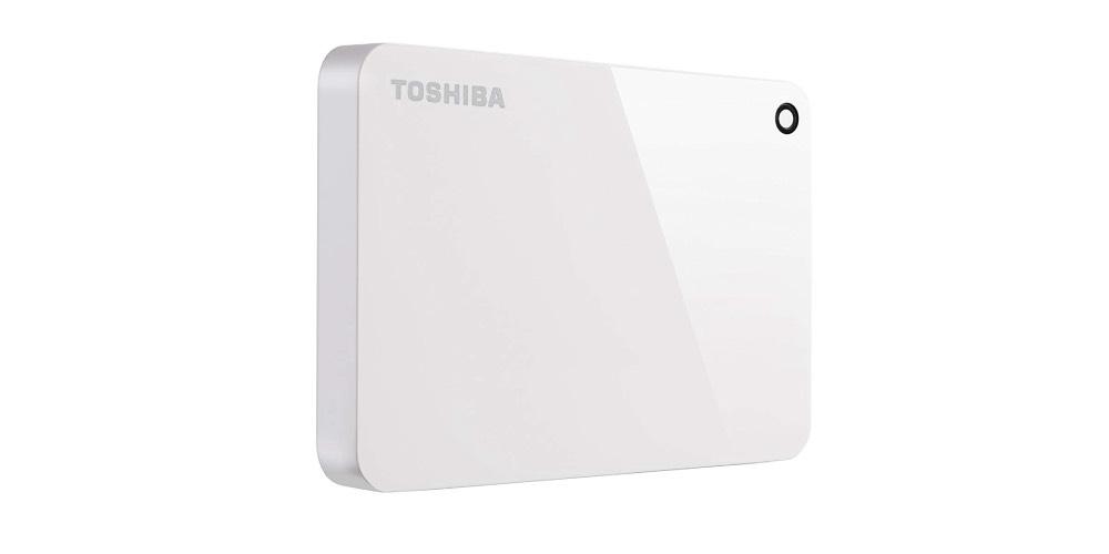 Toshiba Canvio Advance 2TB Portable External Hard Drive Image