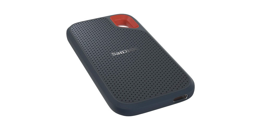 SanDisk 1TB Extreme Portable External SSD Image