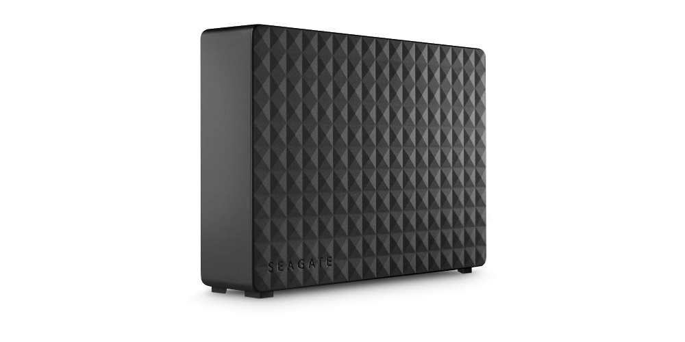 Seagate Expansion Desktop 8TB External Hard Drive Image