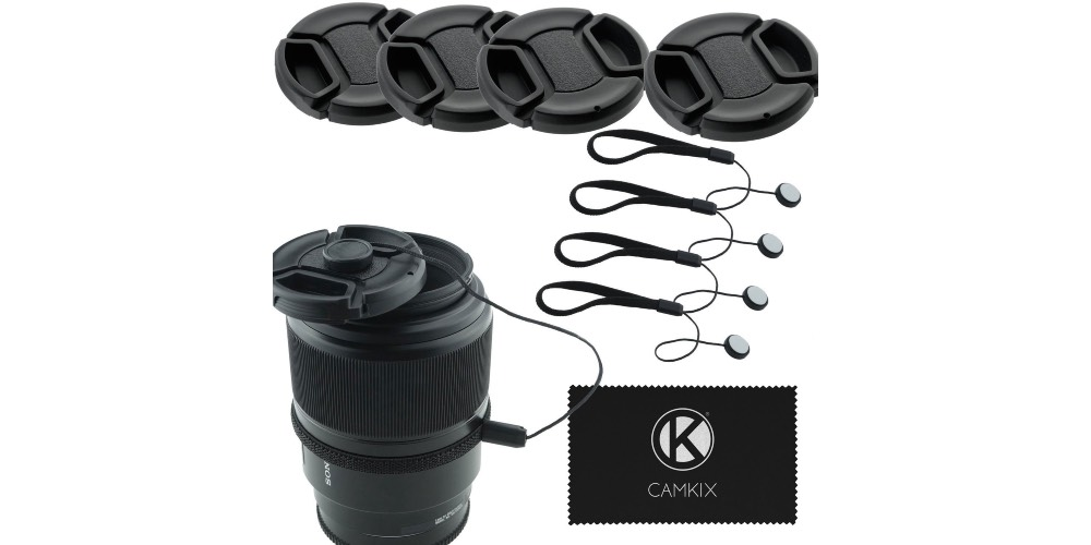 CamKix Bundle of Four Lens Covers Image