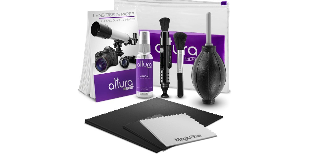 Altura Photo Professional Cleaning Kit For DSLR Image