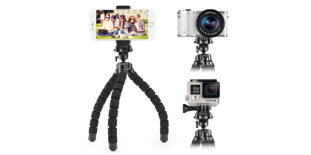 IKross Flexible Tripod Holder Image