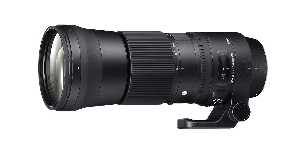 Sigma 150-600mm 5-6.3 Contemporary DG OS HSM Lens for Canon Image
