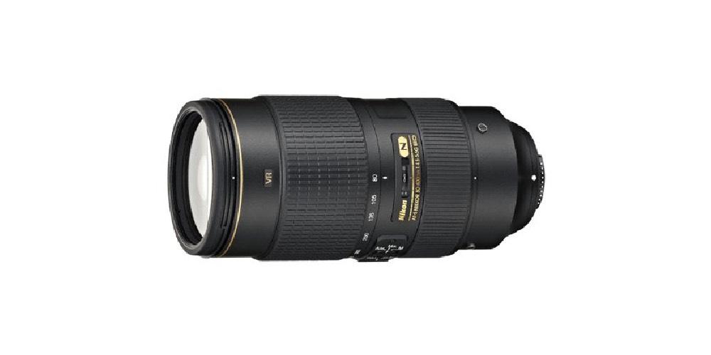 Nikon AF-S FX NIKKOR 80-400mm f.4.5-5.6G ED Zoom Lens Image