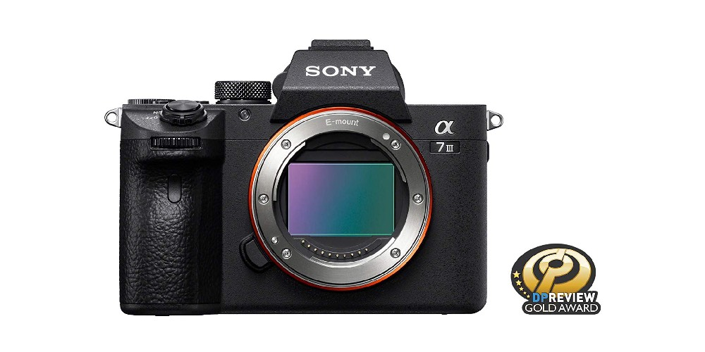 Sony A7 III Full-Frame Mirrorless Interchangeable-Lens Camera Image