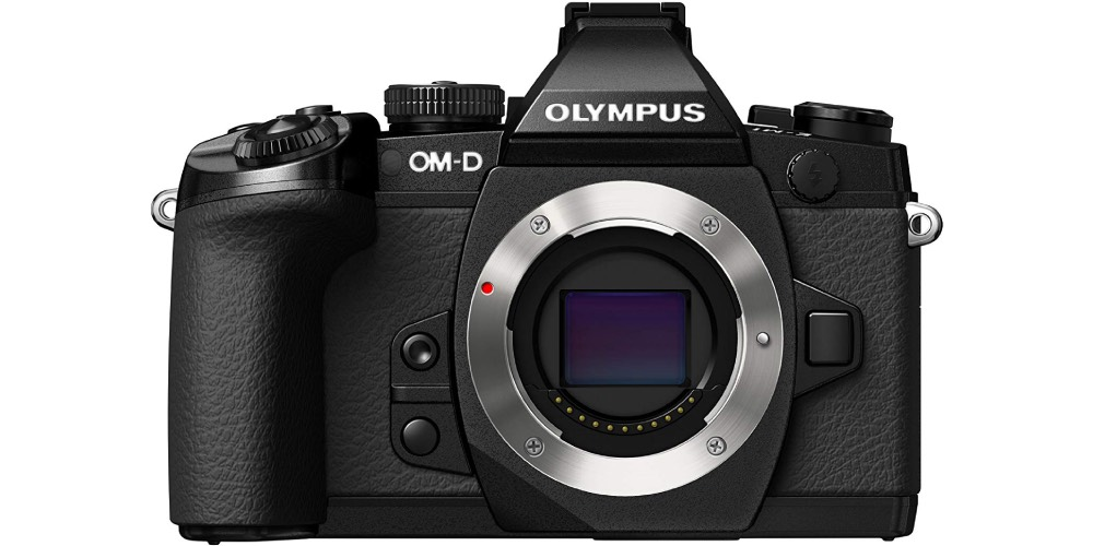 Olympus OM-D E-M1 Mirrorless Digital Camera Image
