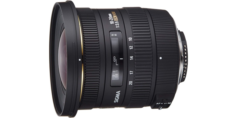 Sigma 10-20mm f/3.5 EX DC HSM Image