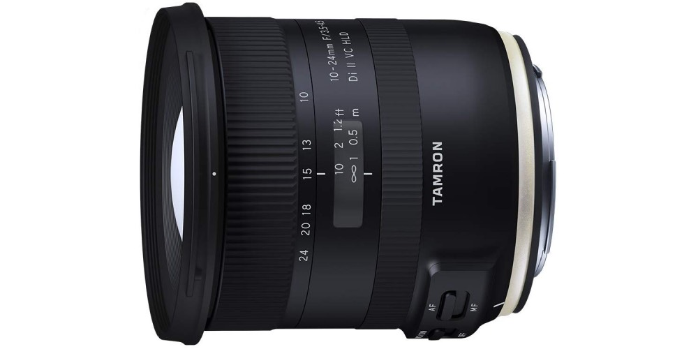 Tamron 10-24mm F/3.5-4.5 Di-II VC HLD Wide Angle Zoom Lens Image