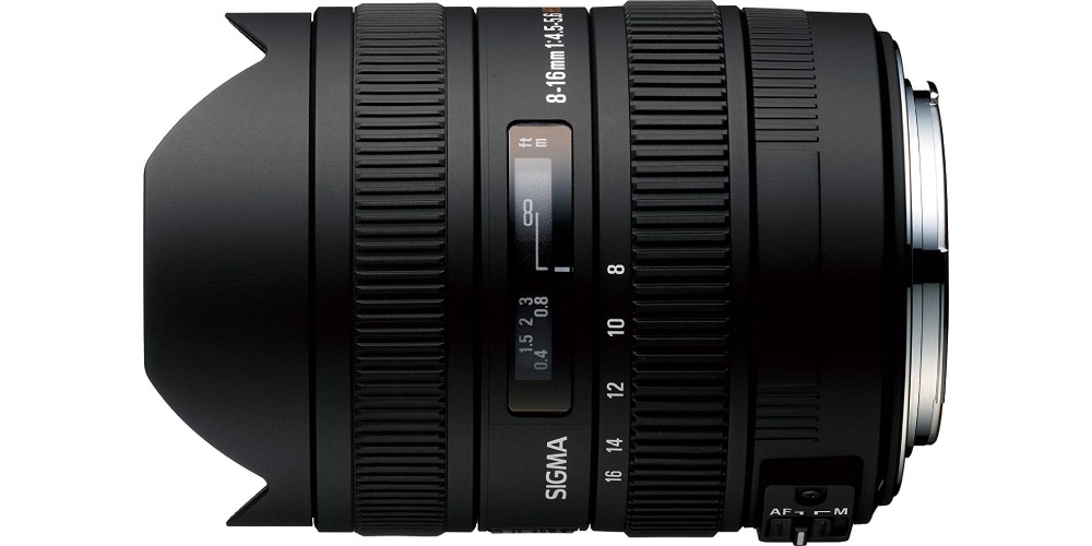 Sigma 8-16mm f/4.5-5.6 DC HSM Image