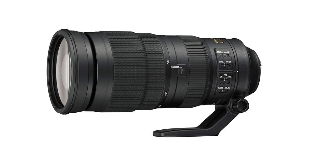 Nikon AF-S NIKKOR 200-500mm f/5.6E ED VR Image