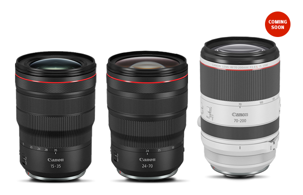 RF Mount Lenses Image