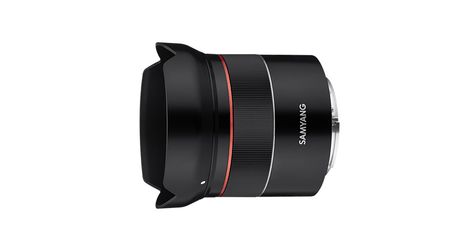 Samyang Launched 18mm f/2.8 Lens for Sony E-mount Image